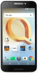 Picture of the A30 Plus, by Alcatel