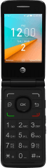 Picture of the Cingular Flip 2, by Alcatel