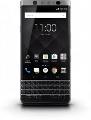 Picture of the KEYone, by BlackBerry
