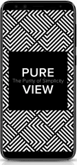 Picture of the Pure View, by BLU