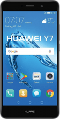 Picture of the Y7, by Huawei