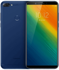 Picture of the K5 Note 2018, by Lenovo