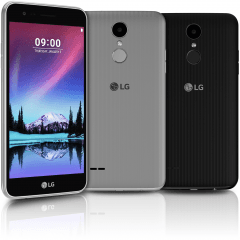 Picture of the K4 2017, by LG