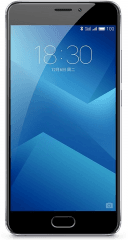 Picture of the M5 Note, by Meizu
