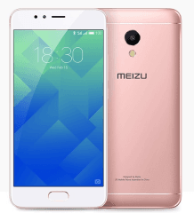 Picture of the M5s, by Meizu