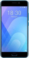 Picture of the M6 Note, by Meizu