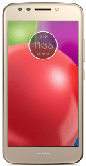 Picture of the E4, by Motorola