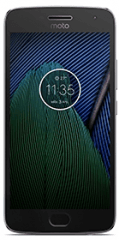 Picture of the Moto G5 Plus, by Motorola