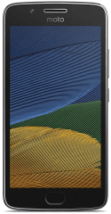 Picture of the Moto G5, by Motorola