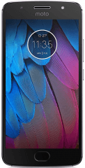 Picture of the Moto G5S, by Motorola