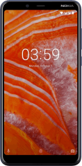 Picture of the 3.1 Plus, by Nokia