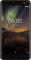 Picture of the Nokia 6 2018, by Nokia