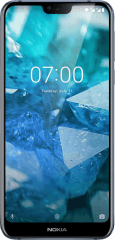 Picture of the 7.1, by Nokia