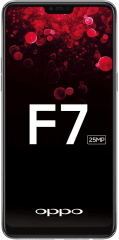 Picture of the F7, by Oppo