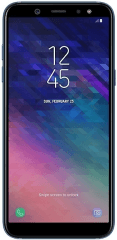 Picture of the Galaxy A6 2018, by Samsung