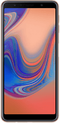 Picture of the Galaxy A7 2018, by Samsung