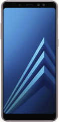 Picture of the Galaxy A8 2018, by Samsung