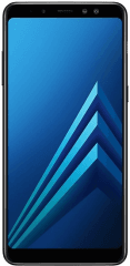 Picture of the Galaxy A8 Plus 2018, by Samsung