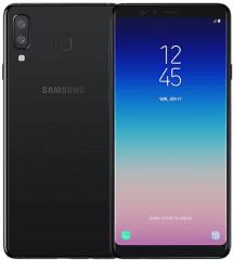 Picture of the Galaxy A8 Star, by Samsung