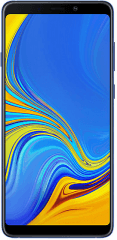 Picture of the Galaxy A9, by Samsung