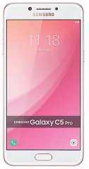 Picture of the C5 Pro, by Samsung