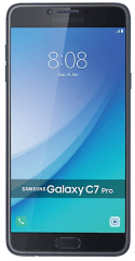 Picture of the C7 Pro, by Samsung