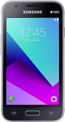 Picture of the J1 Mini Prime, by Samsung