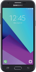 Picture of the Galaxy J3 Luna Pro, by Samsung