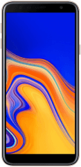 Picture of the Galaxy J4 Plus, by Samsung