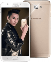 Picture of the Galaxy J7 Prime, by Samsung