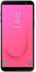 Picture of the Galaxy J8, by Samsung