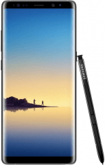 Picture of the Galaxy Note8, by Samsung
