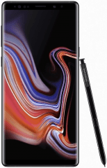 Picture of the Galaxy Note9, by Samsung
