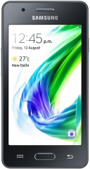 Picture of the Z2, by Samsung