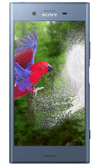 Picture of the Xperia XZ1, by Sony