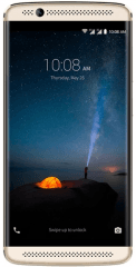 Picture of the Axon 7 mini, by ZTE