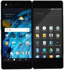 Picture of the Axon M, by ZTE
