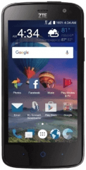 Picture of the Majesty Pro Plus LTE, by ZTE