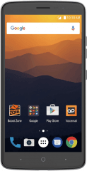 Picture of the Max XL, by ZTE