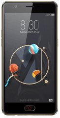 Picture of the Nubia M2 Lite, by ZTE