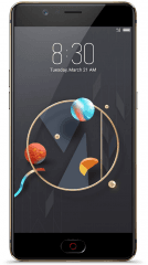 Picture of the Nubia M2, by ZTE