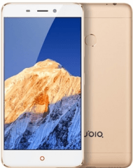 Picture of the Nubia N1, by ZTE