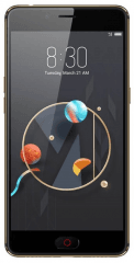 Picture of the Nubia N2, by ZTE