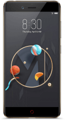 Picture of the Nubia Z17 Mini, by zte