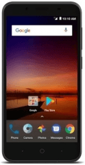 Picture of the Tempo X, by ZTE
