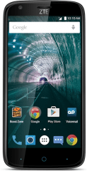 Picture of the Warp 7, by ZTE
